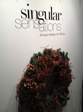 Singular Sensations